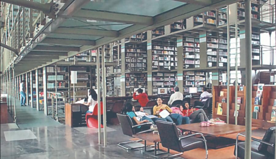 5 Bibliotecas por descubrir