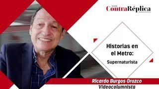 HISTORIAS EN EL METRO SUPERNATURISTA
