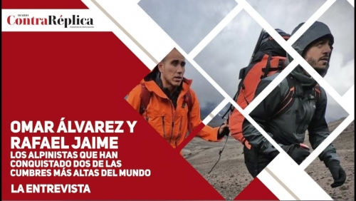 Entrevista Alpinistas mexicanos