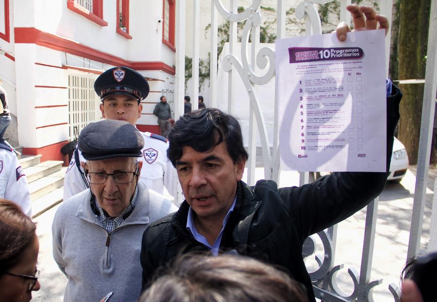 Presentan boleta para consulta de Tren Maya; costará 1.8 mdp