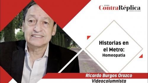 HISTORIAS EN EL METRO HOMEOPATIacuteA