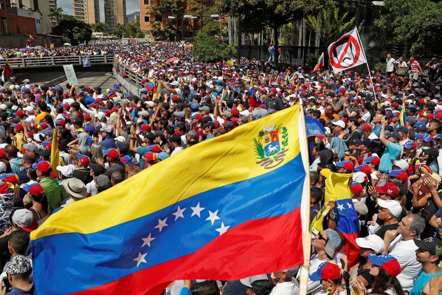 Relaciones México-Venezuela, sin cambios, anunció Jesús Ramírez Cuevas