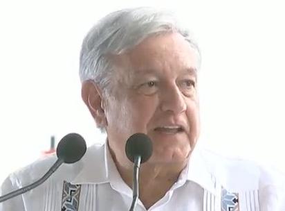 Pemex se muda a Campeche y la Sener a Tabasco, anuncia AMLO