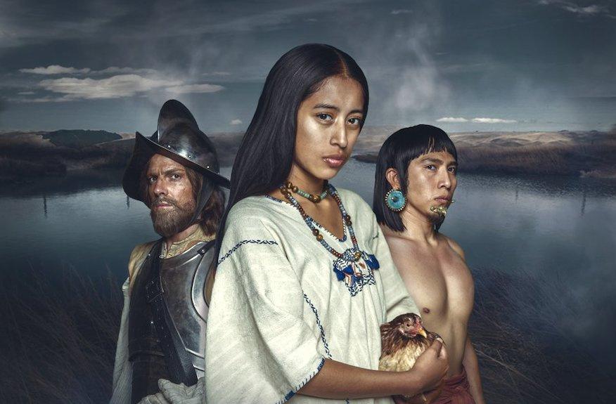 """""""Malinche"""", la historia jamás contada llega a Canal Once"""