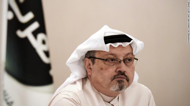 Jamal Khashoggi y otros periodistas como persona del año de Time