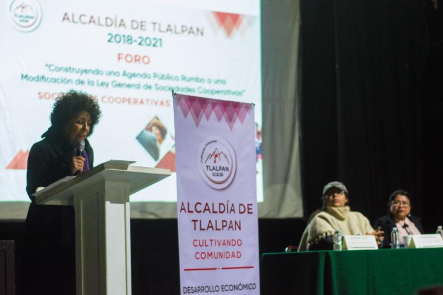 Tlalpan busca impulsar y fortalecer las Sociedades Cooperativas