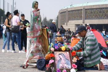 Chíguil pide celebrar con respeto Día de la Virgen de Guadalupe