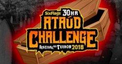 Six Flags reta a estar 30 horas en un ataúd durante Festival del Terror