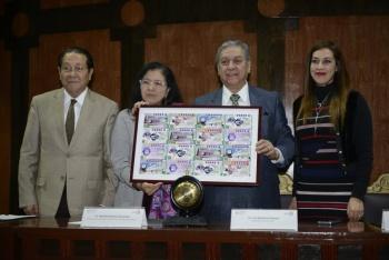 La Lotería Nacional festeja el 25 aniversario de la CNDHDF