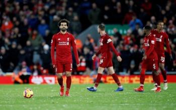 Liverpool empata y el Chelsea sale goleado en la Premier League