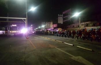 SS resguarda paso de migrantes por Edomex