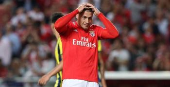 Nicolás Castillo saldrá del Benfica el próximo enero
