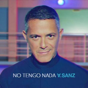 """Alejandro Sanz estrenará """"No tengo nada"""""""