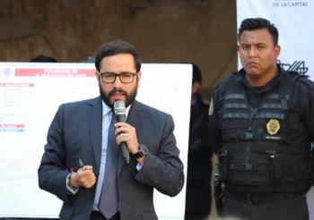 Romo Guerra pide informe sobre el dinero recaudado en parquímetros
