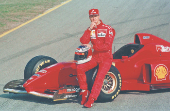 Schumacher está en buenas manos: Familia