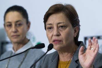 GobCDMX, reitera lucha contra la corrupción inmobiliaria