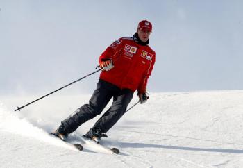 Michael Schumacher tras cinco años de su fatídico accidente