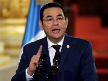 Nuevas jornadas de protestas en Guatemala