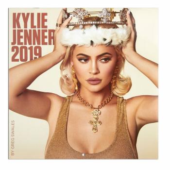 Kylie enciende las redes con avances de su calendario 2019