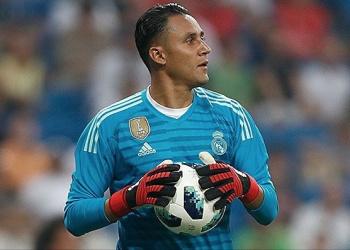 Keylor Navas, se suma a la lista de lesionados del Real Madrid