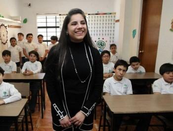 Mexicana menor de 18 años, primera en ingresar a maestría en Harvard en 100 años