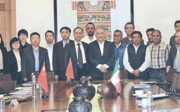 China provee a Oaxaca de tecnología ante sismos