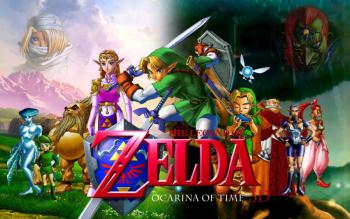 Legend of Zelda: Ocarina of Time está de aniversario