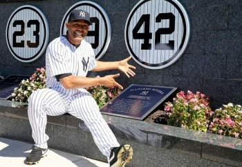El beisbolista, Mariano Rivera, entra al Salón de la Fama con el 100% de votos
