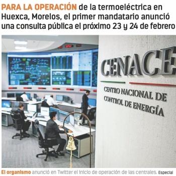 Marcha plan 2018, hay 18 nuevas plantas eléctricas