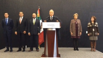 Caso de Tlahuelilpan se realizarán con total transparencia: Gertz Manero