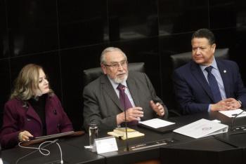 Bernardo Bátiz asegura que no será un