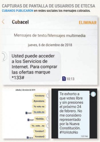 Opositores denuncian espionaje a su celular