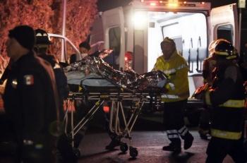 Edomex recibe a heridos por explosión de ducto de Pemex