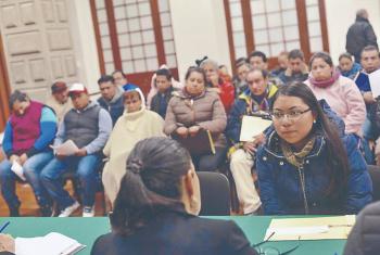 Cuauhtémoc es alcaldía con más demandas en audiencias públicas