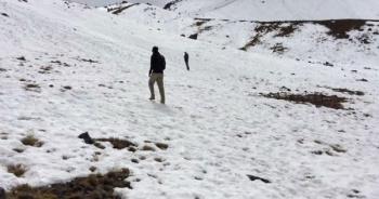 Hallan el cuerpo del alpinista desaparecido en el Nevado de Toluca