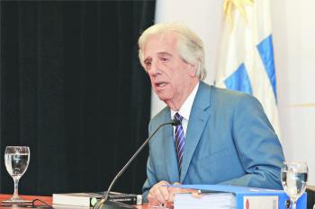 Uruguay niega asilo político a Alan García