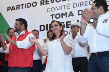 Ruiz Massieu pide al PRI salir a las calles
