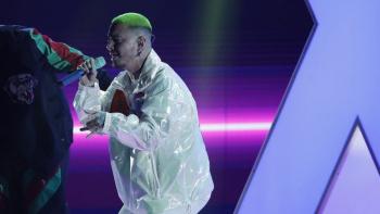 "J Balvin estrena tema ""Reggaetón"