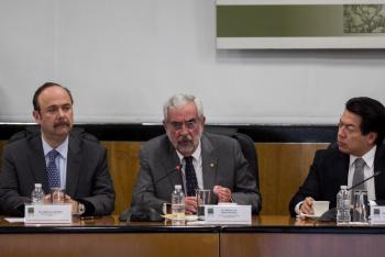Enrique Graue celebra rectificación de AMLO sobre presupuesto a universidades