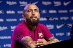 A Vidal le gustaría jugar en el América
