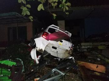 VIDEO: Tsunami en Indonesia deja al menos 20 muertos y más de 100 heridos