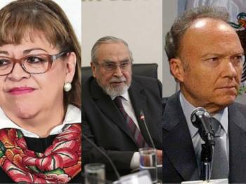 AMLO propone a Gertz, Bátiz y De Gyves para Fiscal General
