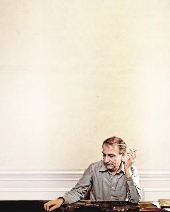 En nueva novela Houllebecq analiza la decadencia social
