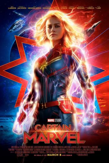 """Lanzan segundo trailer de """"Capitana Marvel"""""""
