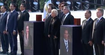Se lleva a cabo funeral de Estado por la Gobernadora Martha Erika Alonso y del Senador Rafael Moreno Valle