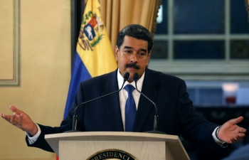 Maduro rechaza ayuda humanitaria a Venezuela