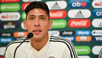 Edson Álvarez admite que está interesado por equipos europeos