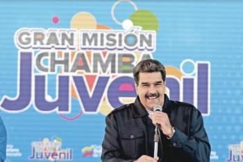 "Nicolás Maduro celebra ""gran victoria"" en la ONU"
