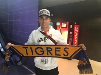 Carlos Salcedo presenta pruebas médicas con Tigres