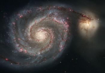Colisión cósmica podría expulsar a nuestro Sistema Solar de la Vía Láctea